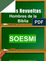Letras Revueltas Capitanes Biblia