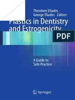 Plastics in Dentistry and Estrogenicity