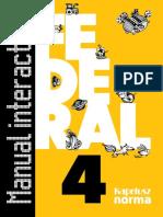 61075099 Manual Interactivo 4 FED CapModelo