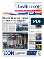 DIARIO LAS AMÉRICAS Edición digital del lunes 16 de septiembre de 2019
