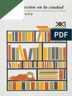 Paulo Freire - La educación en la ciudad-Siglo XXI (2005).pdf