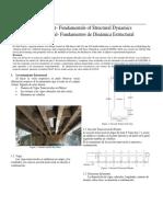 Analisis modal de un puente
