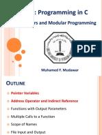 06 Pointers&ModularProgramming