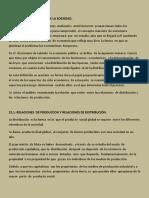 Capítulo 22 Estructura Económica de La Sociedad.