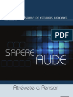 Revista Juridica Sapere Aude 3