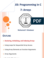 07_Arrays