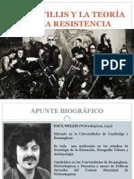 Paul Willis y la Teoría de la Resistencia