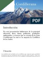 Zona Cordillerana