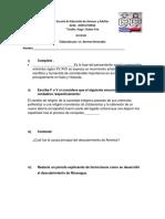 Examen 3er Parcial III Ciclo