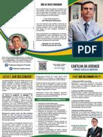 Projeto do presidente Bolsonaro para o seu mandato de presidente do Brasil.