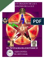 EL PENTAGRAMA ESOTERICO