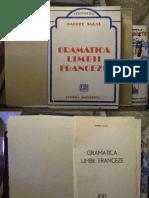 Gramatica Practica a Limbii Franceze