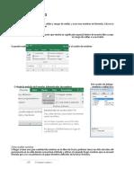 3 y 4 Taller Defname y Condicional EXCEL INTERMEDIO
