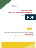 Tema 02. Procesos de Socializacion