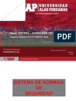 SEMANA 1 . - NORMAS DE SEGURIDAD.ppt