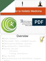 Introduction Integrative Medicine