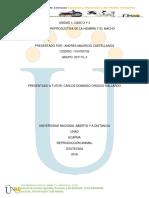 Anatomía Reproductiva de La Hembra y El Macho