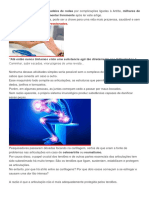 Complicações Ligadas à Artrite