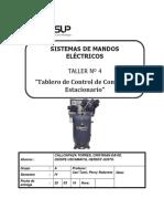 Lab 4 (Tablero de Control de Compresor Estacionario 3)