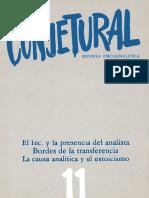 Conjetural n°11