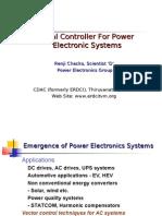 Digital Controller for PE