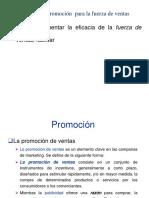 2.4 Promocion de La Fuerza de VTAS