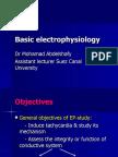 Eps Course Basic Electrophysiology