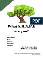 Shape Survey / Test Karunia