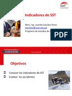 Indicadores de SST