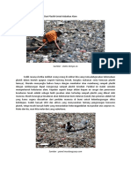 proses pemilahan sampah plastik