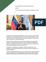 Etapa de transcripción de noticias sobre Venezuela.docx