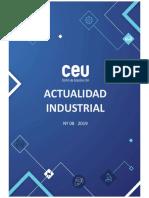 Informe Industrial Nº08 2019 - CEU TEixJAx