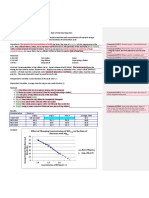 laboratory report - worked example
