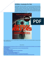 8566636120 Serial Killers Anatomia Do Mal
