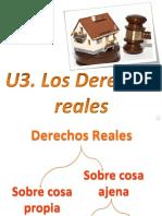 Unidad 3 Los Derechos Reales (1).pptx