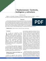 Primera Tesalonicenses