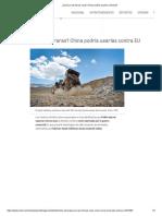 .¿Qué Son Las Tierras Raras_ China Podría Usarlas Contra EU