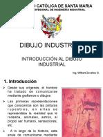 Clase 1 - Introducción al Dibujo Industrial
