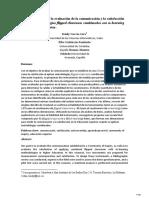 Cuestionarios para la evaluación de la comunicación