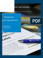 The Benefits of Outsourcing Treasury Functions