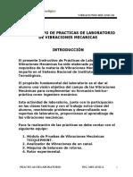Manual de practicas Vibraciones mecanicas