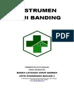 Instrumen Kaji Banding Pkm Banjar 2
