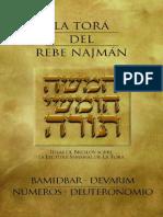 La Tora Del Rebe Najman - BaMidbar