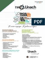 Oferta Academica 2019