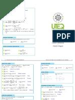 Formulario Calculo Dif E Int