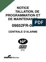 notice Installateur centrale.pdf