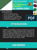 Capítulo Ix - Gemología