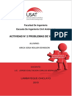 ACTIVIDAD N° 2 PROBLEMAS DE VECTORES (1)