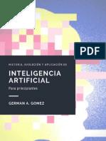 Historia y aplicación de la Inteligencia Artificial
