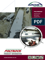 Polyrock Brochure